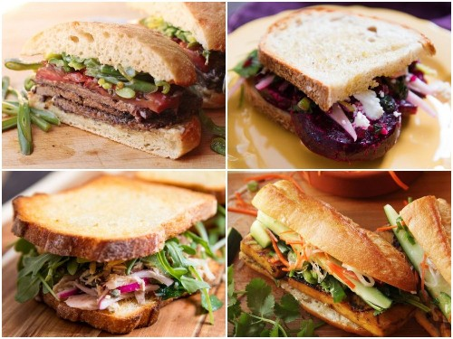 8 Sandwiches for Your Next Spring Picnic