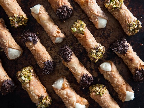 Homemade Cannoli That Live Up to the Hype
