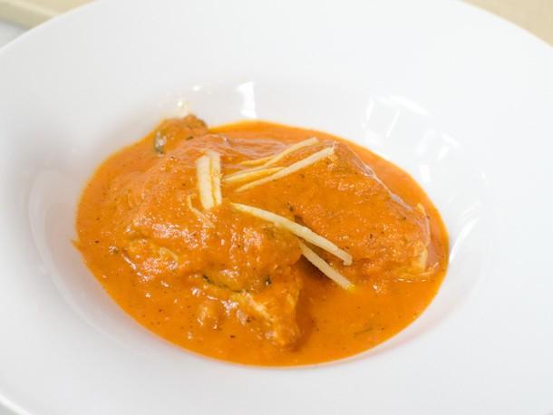 Floyd Cardoz's Butter Chicken (Chicken Tikka Makhani) Recipe