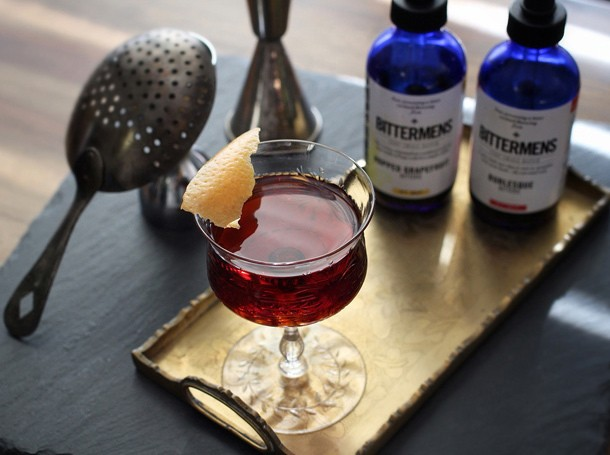 The New Hickory Cocktail Recipe