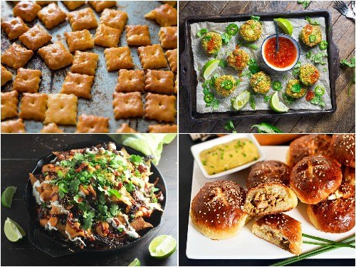 24 Super Bowl Snacks to Kick Off Your Party