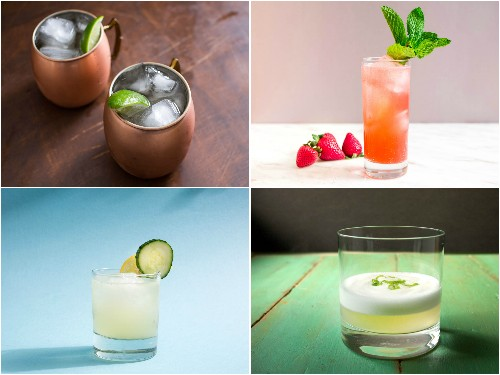 16 Vodka Cocktail Recipes for Sunny Weather Sipping