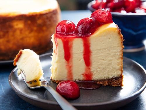 Epic New York Cheesecake From BraveTart Recipe