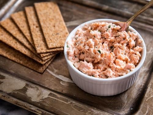 Salmon Rillettes: An Easy, Elegant Hors d'Oeuvre