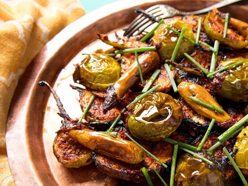 Spicy, Sweet, Tart, and Savory, This Eggplant Side Goes With Any Meal