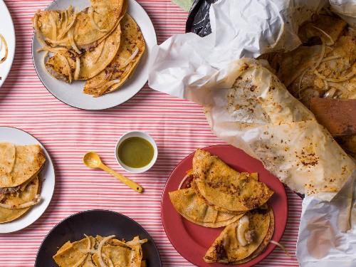 Tacos de Canasta: How to Make the Perfect Potluck Taco