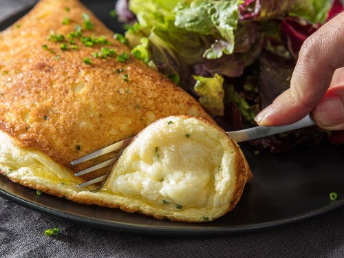 The Soufflé Omelette: Light, Fluffy, and Fun to Eat