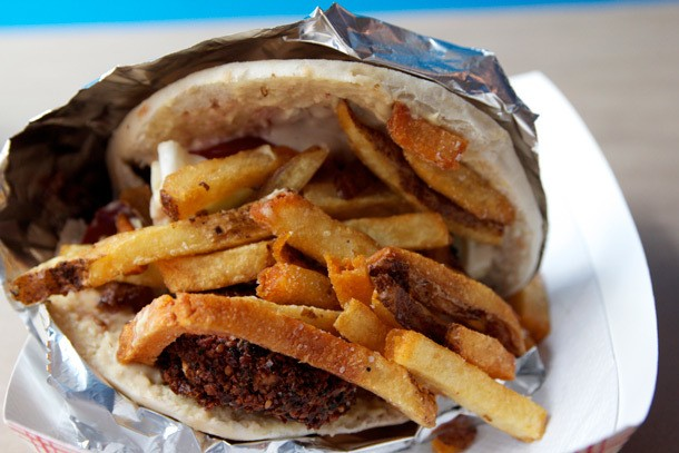 A Sandwich a Day: Falafel at Eastwood
