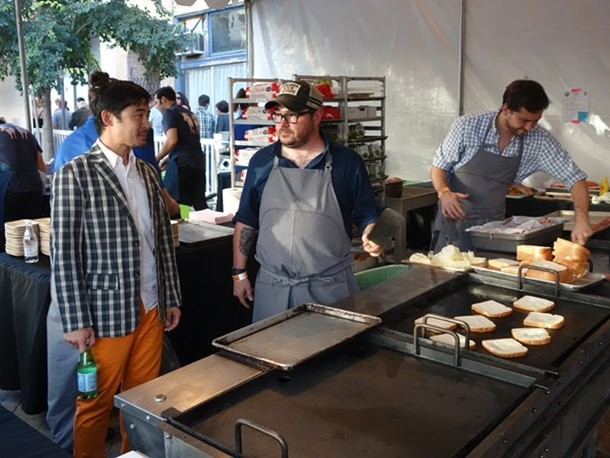 We Eat All of the Sandwiches at Feast Portland's Sandwich Invitational