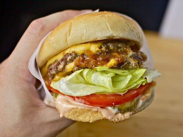 In-N-Out's Double-Double, Animal Style Recipe
