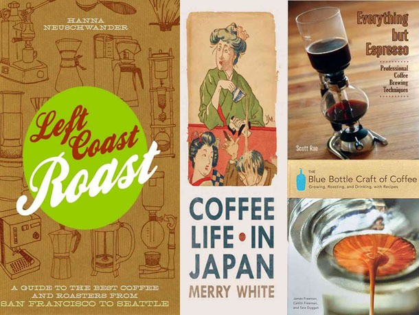 4 Great Coffee Books for Beginners and Coffee Geeks