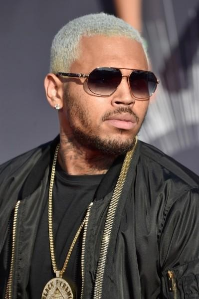 Chris Brown: 'I see a therapist twice a week for anger management'
