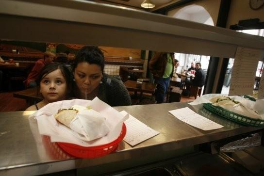 La Taqueria in San Francisco named America's Best Burrito - Inside Scoop SF