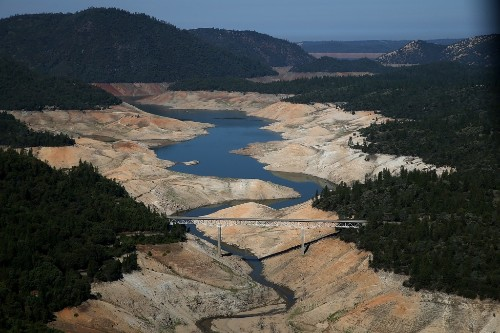 California Water Anxiety Syndrome: Feel it yet?