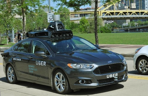 Uber is testing self-driving cars, but not in San Francisco