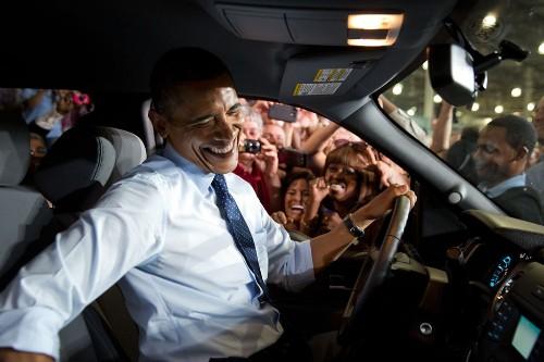 The best worst president ever
