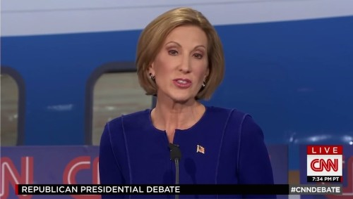 Carly Fiorina: pot worse than beer, legalization is 'bad idea'