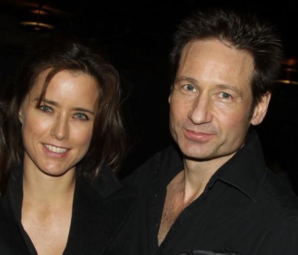 David Duchovny and Tea Leoni divorce
