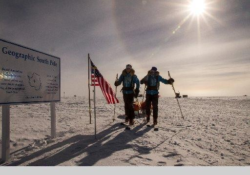 Bay Area native youngest to ski to South Pole