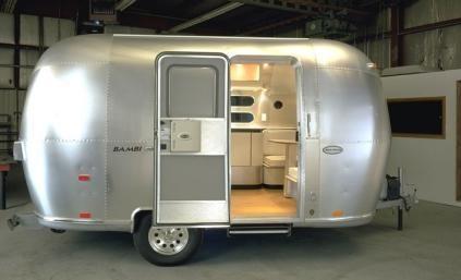 Modern Mobile Dwellings