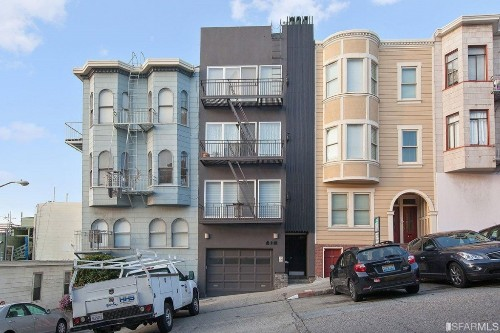 Tiny Telegraph Hill TIC sells for nearly $1,700 a square foot