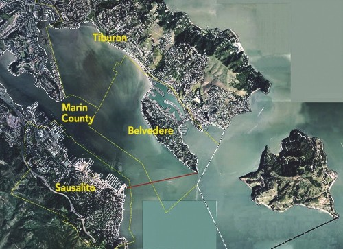 Sausalito to Place Anchor-Outs in Slips