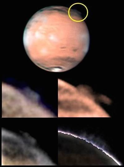 'Mystery plumes' on Mars baffle the hell out of scientists