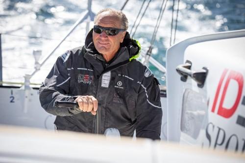 Francis Joyon Plans Asian Voyage