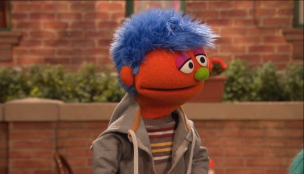 New 'Sesame Street' muppet has a parent in jail