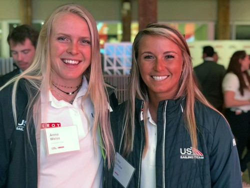 US Olympic Sailing Talent Converges on S.F. Bay