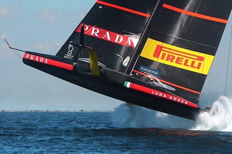 Radical Sailing: America's Cup 'Sky Jumps'; Kite-Powered Racing Boats