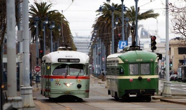 Best Muni routes for seeing San Francisco