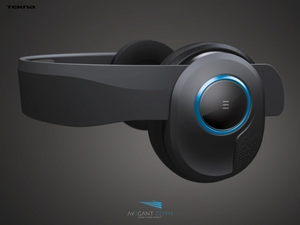 CES 2014: Headphones that turn into your own personal movie theater