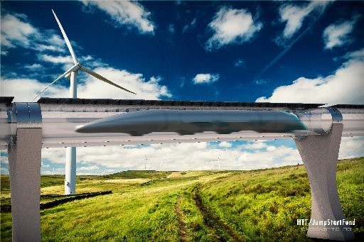 Hyperloop startup adds partners — and inches closer to launch