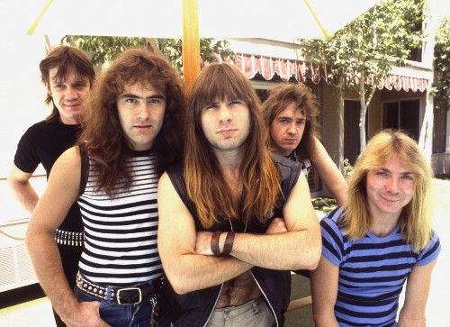 Iron Maiden star blames oral sex for his cancer