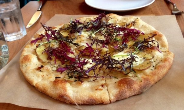 My favorite pizza  - Inside Scoop SF