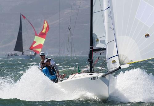 Big Breeze Returns to Rolex Big Boat Series