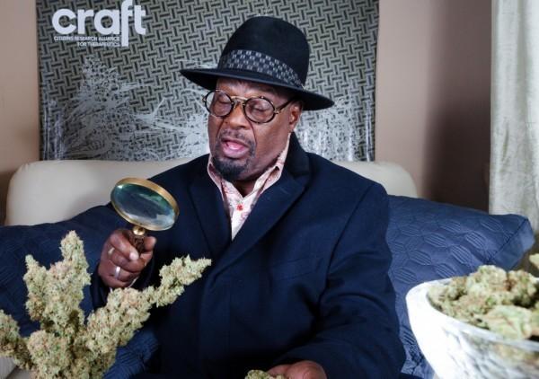 Funk musician George Clinton has a gnarly reason for using medical marijuana