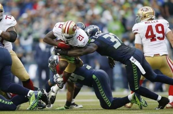 Stuck in Neutral: 49ers' vaunted ground game yet to get untracked