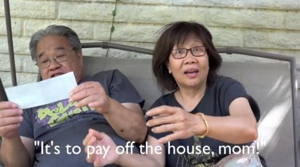 YouTube star Timothy DeLaGhetto honors parents by paying off their mortgage