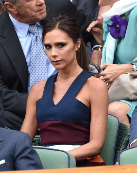 Victoria Beckham selling off her designer clothes