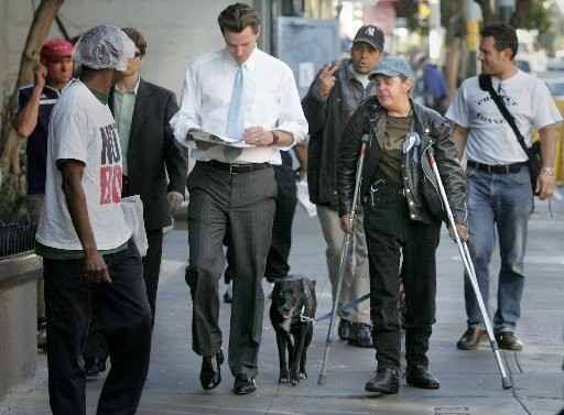 What does ex-Mayor Gavin Newsom think of the changing city?