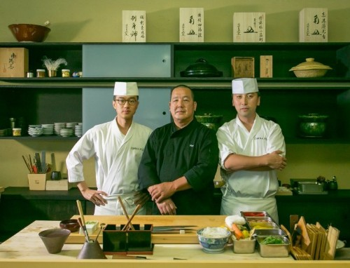 Omakase is another great sushi stop in San Francisco - Inside Scoop SF