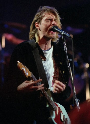 Kurt Cobain opened up about sexuality in lost interview