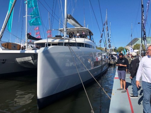 The Big and Small of the Annapolis Boat Show