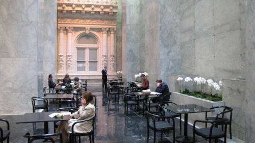 8 great public spaces hidden in downtown San Francisco