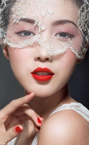 细自妆容 - Magazine cover