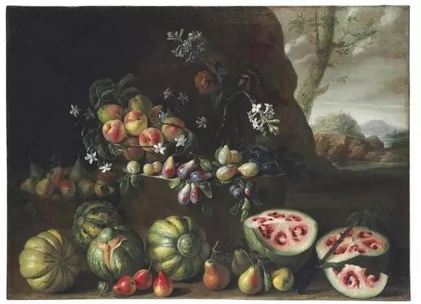 给你命的西瓜,来看看它在中世纪的样子