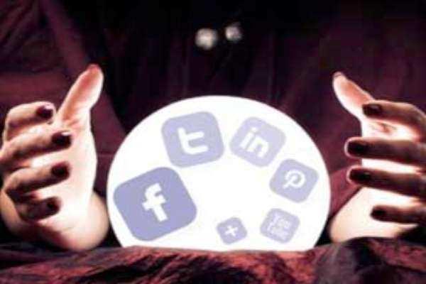 Tendencias redes sociales 2014 - Magazine cover