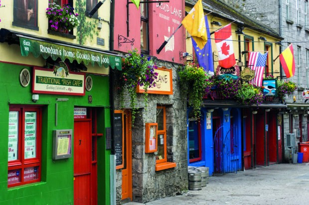 Is there any better place for an EU-subsidized arts festival than Galway? | Spectator USA